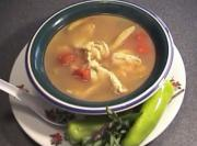 Thai Hot and Sour Chicken Soup