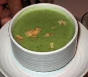 Wasabi used in a soup recipe
