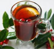 Ruby Spiced Toddy