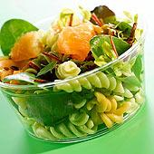 Sweet And Sour Fusilli Salad
