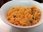 Rice and Pigeon Peas/ Arroz Con Gandules