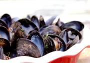 Mussels A La Normandie