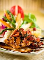 Marinated Grilled Fish