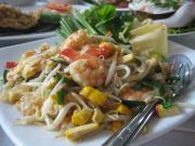 Path Thai is the national dish of Thailand