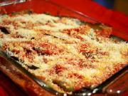 Melanzane Alla Parmigiana - Italian Cooking