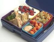 Pack healthy and tasty lunch for teens!