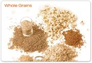 Whole grains shall make your vegetarian pantry complete