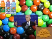 Joe Biden Gets His Energy from Junk Food