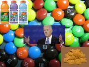 Joe Biden Gets His Energy from Junk Food