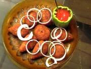 Kerala-Style Beef Cutlet