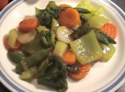 Easy Chinese Stir Fried Vegetables