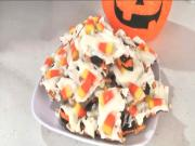 Halloween Bark Treat
