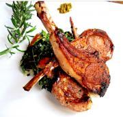 Italian Lamb Chops