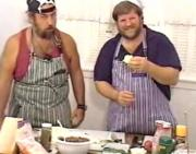 Big Bob's Quesadillas