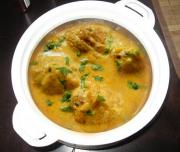 Cheese Kofta Curry