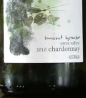 Innocent Bystander Chardonnay 2010 – A Gorgeous Drink
