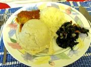 Kenyan Ugali