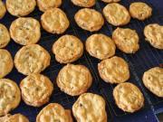 Almond Crisp Cookies
