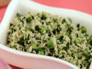 Green Peas and Methi Pulao ( Recipe to avoid Acidity) by Tarla Dalal