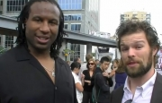 Georges Laraque's Interview at Toronto Vegan Festival