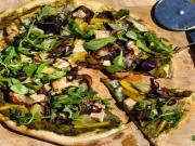 Blue Cheese & Caramelised Onion Pizza