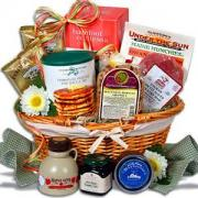 Irish gift basket
