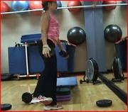 4 Minutes Shoulders and Outer Thigh