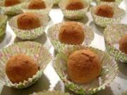 Wrap each chocolate truffle individually and store to prevent them from sticking to each other