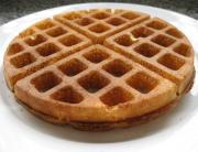 Wheat Germ Waffles