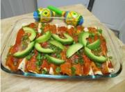 Tasty Chicken Enchiladas