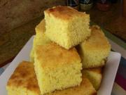 Holiday Series: Sweet Cornbread |Super Easy