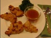 Quick and Easy Baked Chicken Tenders with Sauce