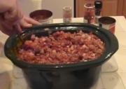 Smoked Turkey Chili