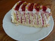 Redberry Torte