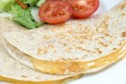 Lirit's GarLic It! Quesadilla