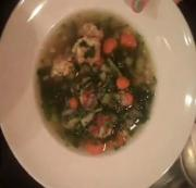 Tasty Italian Wedding Soup