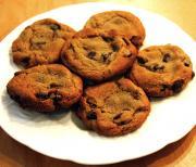 Deluxe Chocolate Chip Cookies