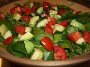 Lifesaver Salad
