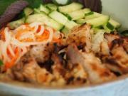 Vietnamese Grilled Pork (Bún thịt nướng)