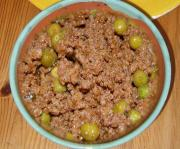 Keema Matar - Minced Beef And Green Peas Curry