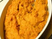Maple-Whipped Sweet Potatoes