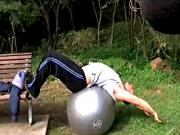 Acrobatic Workout