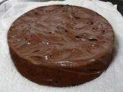 Glossy Chocolate Frosting
