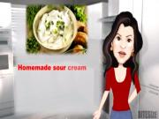About Sour Cream
