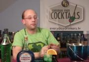 Super-Green Poseidon Cocktail