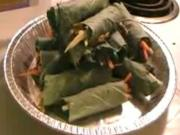 Raw Collard Wraps