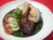 Ayam Bakar Jakarta - Indonesian Grilled Chicken