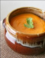 Zesty Carrot Soup