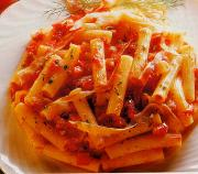 Maccheroni can be eaten in a variety of ways