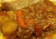 Hearty, Healthy Slow Cooked Beef Stew